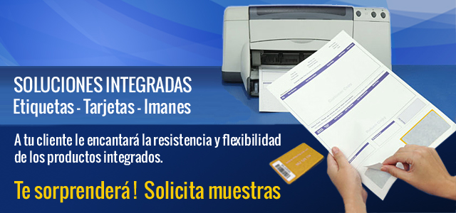 Tarjetas Integradas